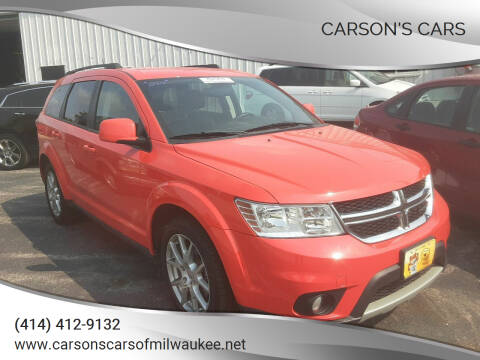 2017 Dodge Journey for sale at Carson's Cars in Milwaukee WI