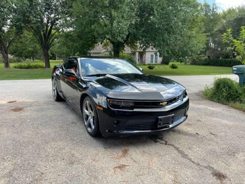 2014 Chevrolet Camaro for sale at CARWIN MOTORS in Katy TX