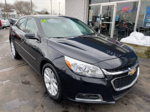 2014 Chevrolet Malibu for sale at Streff Auto Group in Milwaukee WI