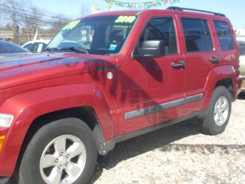 2010 Jeep Liberty for sale at Flag Motors in Islip Terrace NY