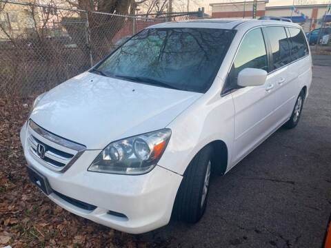 2007 Honda Odyssey for sale at Polonia Auto Sales and Service in Hyde Park MA