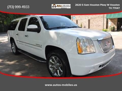 2007 GMC Yukon XL for sale at AUTOS-MOBILES in Houston TX