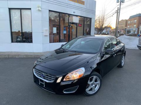 2013 Volvo S60 for sale at European Motors in West Hartford CT
