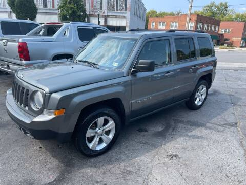 2014 Jeep Patriot for sale at East Main Rides in Marion VA