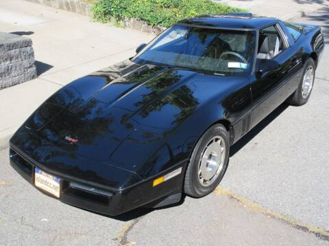 1987 Chevrolet Corvette for sale at Island Classics & Customs in Staten Island NY