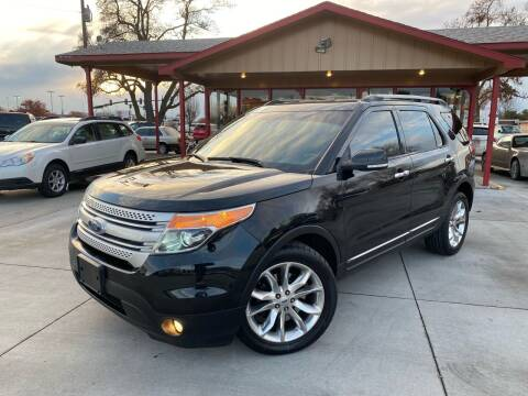 2013 Ford Explorer for sale at ALIC MOTORS in Boise ID