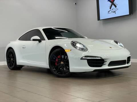 2015 Porsche 911 for sale at TX Auto Group in Houston TX