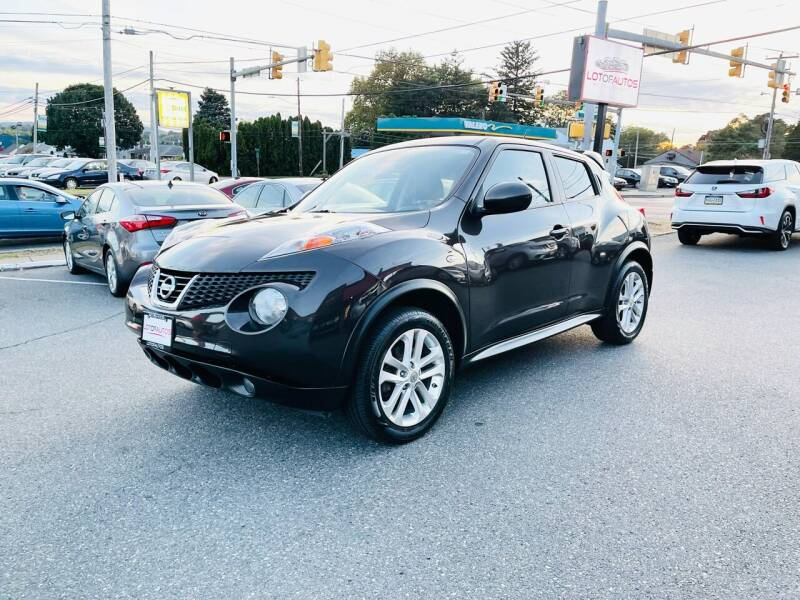 2013 Nissan JUKE for sale at LotOfAutos in Allentown PA