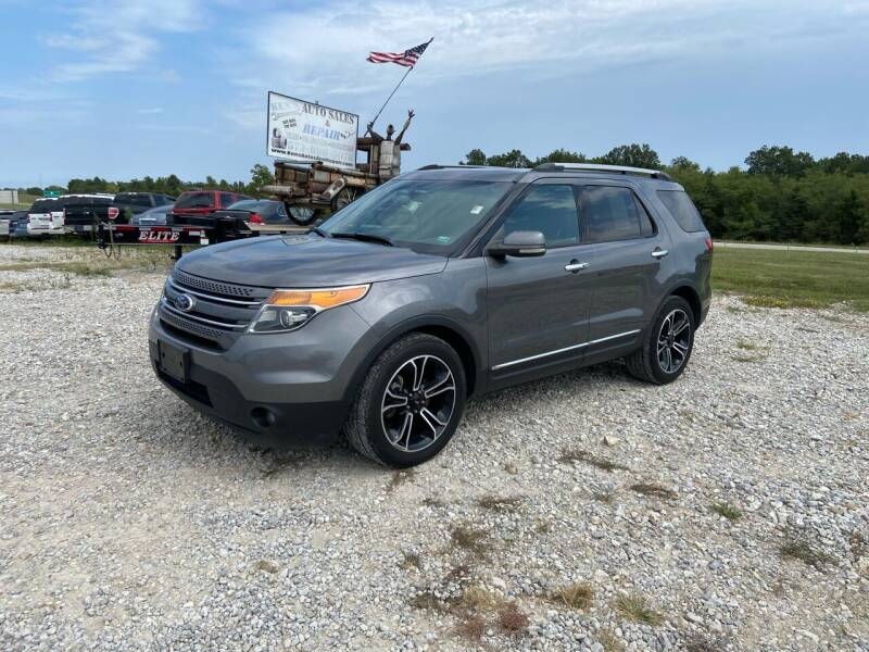 2013 Ford Explorer for sale at Ken's Auto Sales & Repairs in New Bloomfield MO