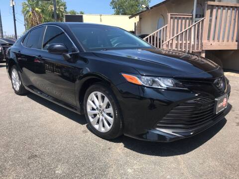 2018 Toyota Camry for sale at Auto A to Z / General McMullen in San Antonio TX
