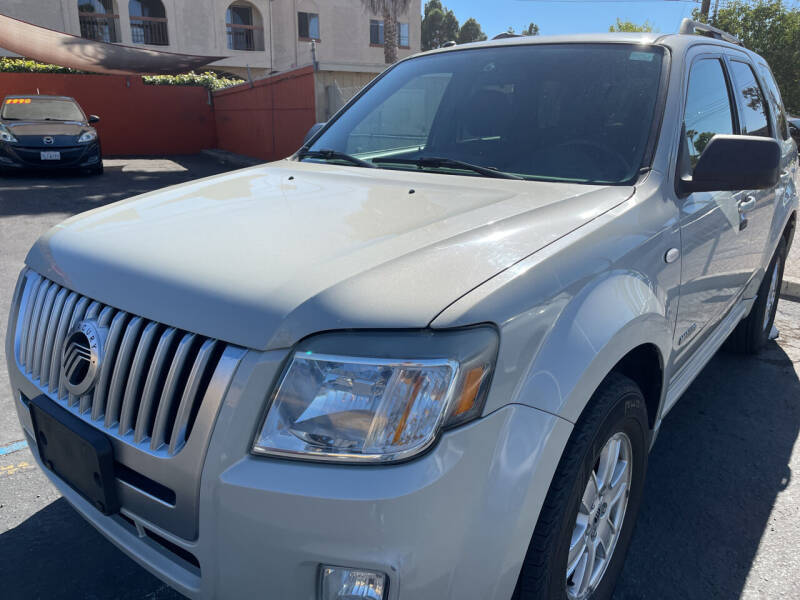 2008 Mercury Mariner for sale at CARZ in San Diego CA