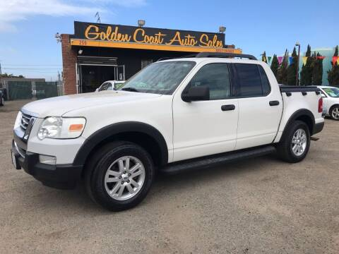 2008 Ford Explorer Sport Trac for sale at Golden Coast Auto Sales in Guadalupe CA