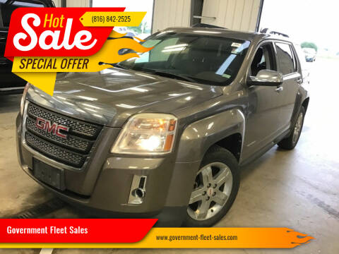 2012 GMC Terrain for sale at Government Fleet Sales in Kansas City MO