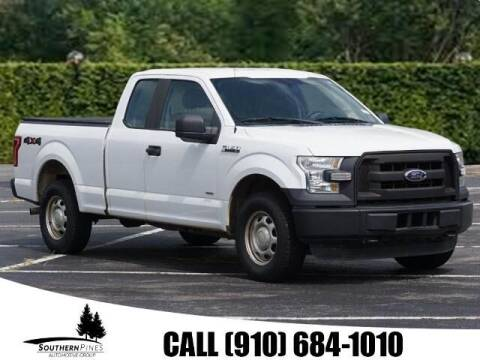 2015 Ford F-150 for sale at PHIL SMITH AUTOMOTIVE GROUP - Pinehurst Nissan Kia in Southern Pines NC