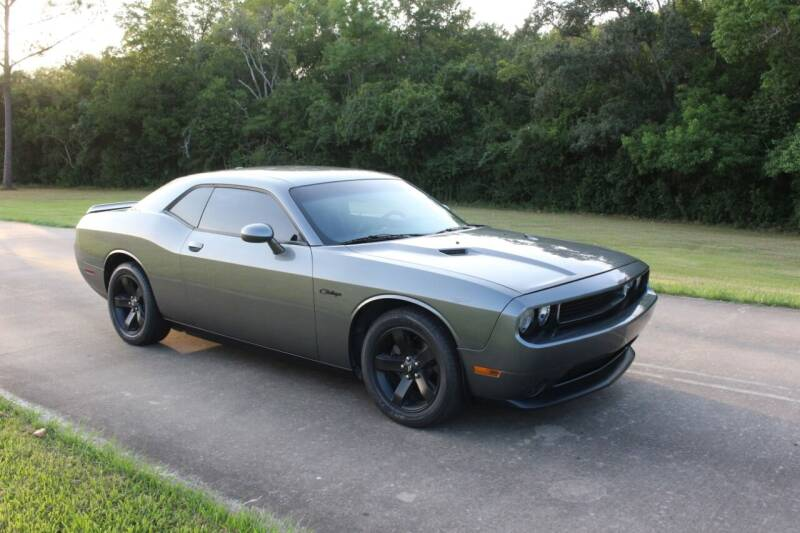 2012 Dodge Challenger for sale at Clear Lake Auto World in League City TX
