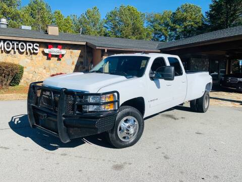 2008 Chevrolet Silverado 3500HD for sale at Classic Luxury Motors in Buford GA