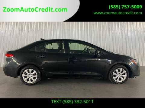 2020 Toyota Corolla for sale at ZoomAutoCredit.com in Elba NY