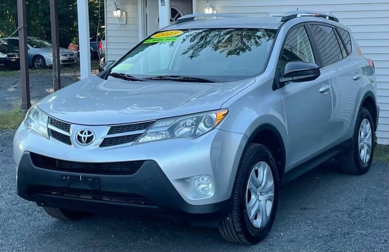 2013 Toyota RAV4 for sale at Landmark Auto Sales Inc in Attleboro MA