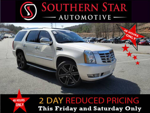 2007 Cadillac Escalade for sale at Southern Star Automotive, Inc. in Duluth GA