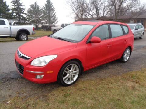 2009 Hyundai Elantra for sale at COUNTRYSIDE AUTO INC in Austin MN