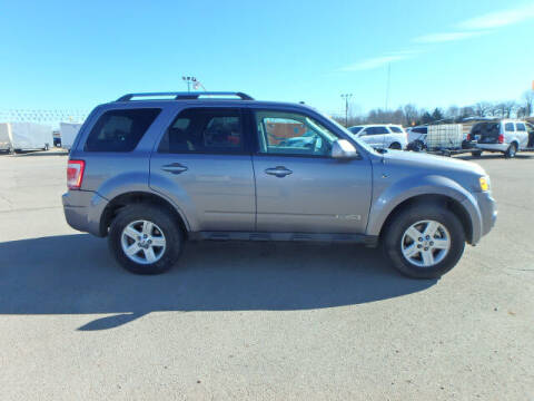 2008 Ford Escape Hybrid for sale at BLACKWELL MOTORS INC in Farmington MO