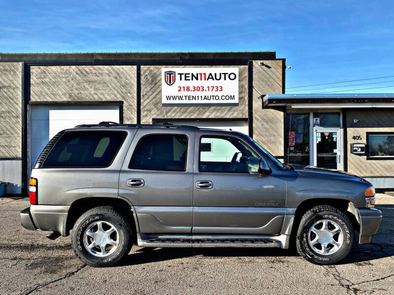 2006 GMC Yukon for sale at Ten 11 Auto LLC in Dilworth MN