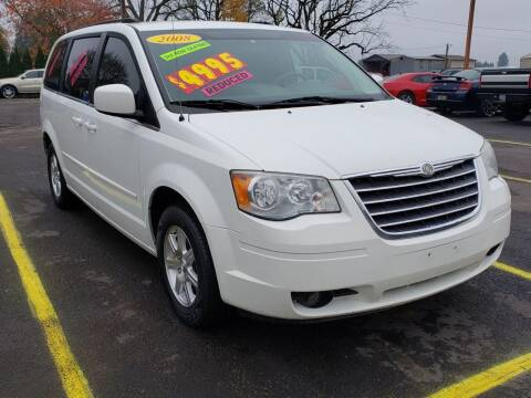 2008 Chrysler Town and Country for sale at Low Price Auto and Truck Sales, LLC in Salem OR