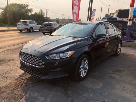 2013 Ford Fusion for sale at Perfect Auto Sales in Palatine IL