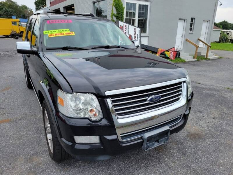 2010 Ford Explorer for sale at Adams Service Center and Sales in Lititz PA