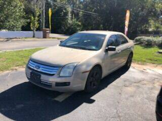 2007 Ford Fusion for sale at Bavarian motor Group LLC in Dothan AL