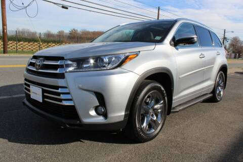 2018 Toyota Highlander for sale at Vantage Auto Wholesale in Lodi NJ