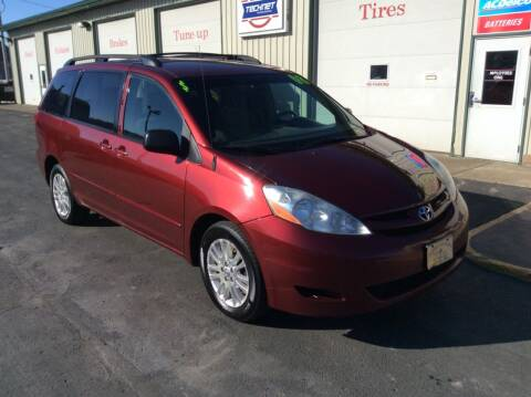 2008 Toyota Sienna for sale at TRI-STATE AUTO OUTLET CORP in Hokah MN