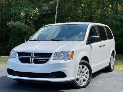 2019 Dodge Grand Caravan for sale at Sebar Inc. in Greensboro NC