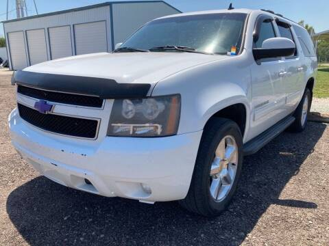 2010 Chevrolet Suburban for sale at Keller Motors in Palco KS