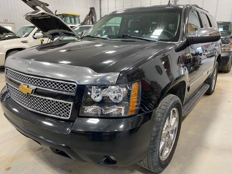 2012 Chevrolet Tahoe for sale at RDJ Auto Sales in Kerkhoven MN