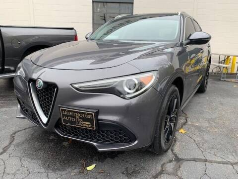 2018 Alfa Romeo Stelvio for sale at Lighthouse Auto Sales in Holland MI