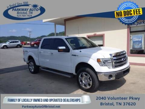 2013 Ford F-150 for sale at PARKWAY AUTO SALES OF BRISTOL in Bristol TN