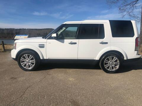 2012 Land Rover LR4 for sale at Monroe Auto's, LLC in Parsons TN