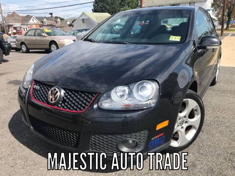 2007 Volkswagen GTI for sale at Majestic Auto Trade in Easton PA