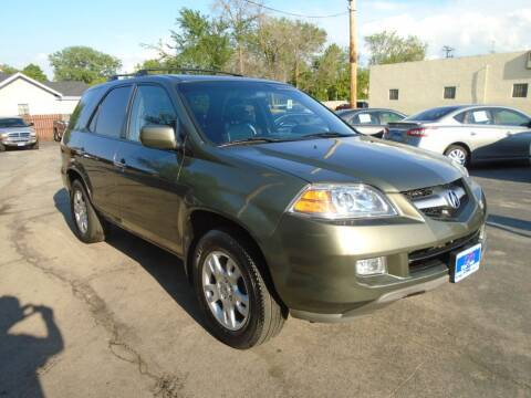 2006 Acura MDX for sale at DISCOVER AUTO SALES in Racine WI