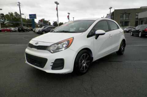2016 Kia Rio 5-Door for sale at Paniagua Auto Mall in Dalton GA