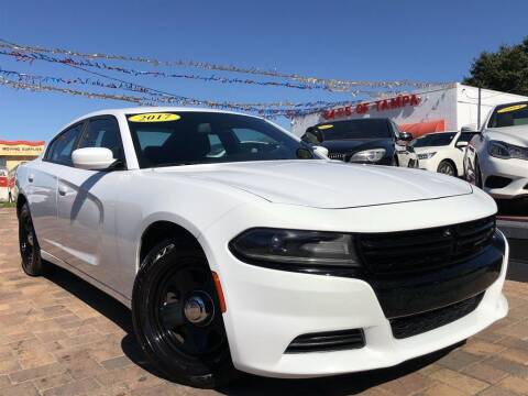 2017 Dodge Charger for sale at Cars of Tampa in Tampa FL