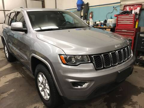 2018 Jeep Grand Cherokee for sale at Rinaldi Auto Sales Inc in Taylor PA