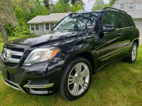 2015 Mercedes-Benz GLK for sale at A-1 Auto in Pepperell MA