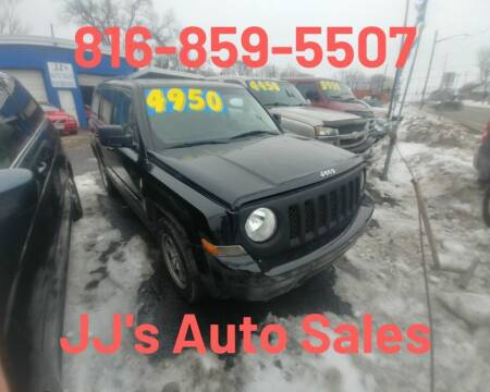 2012 Jeep Patriot for sale at JJ's Auto Sales in Independence MO