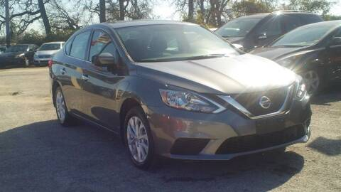 2018 Nissan Sentra for sale at Global Vehicles,Inc in Irving TX
