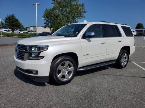 2016 Chevrolet Tahoe for sale at CU Carfinders in Norcross GA