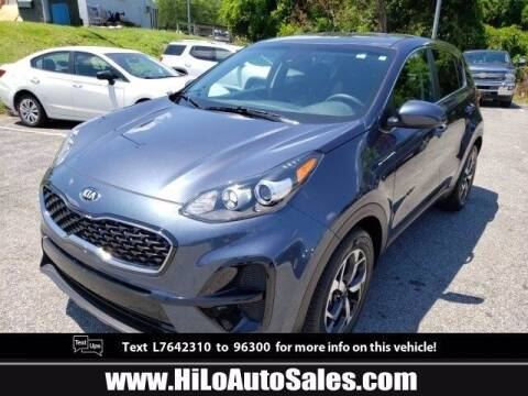 2020 Kia Sportage for sale at Hi-Lo Auto Sales in Frederick MD