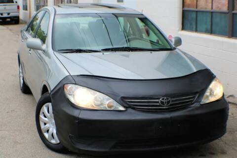 2005 Toyota Camry for sale at JT AUTO in Parma OH