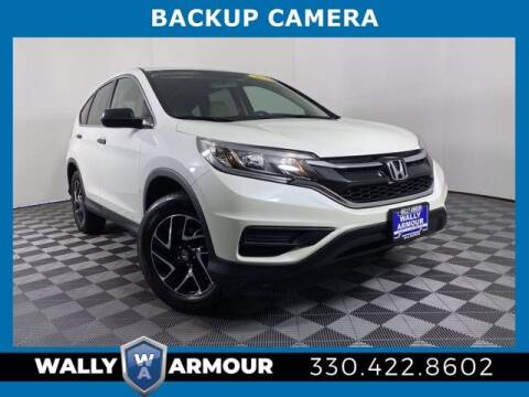 2016 Honda CR-V for sale at Wally Armour Chrysler Dodge Jeep Ram in Alliance OH